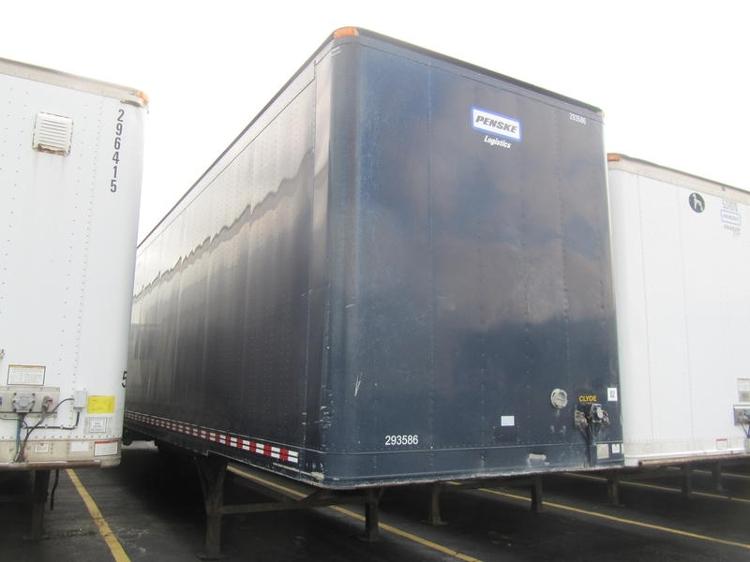 Dry Van Trailer-Semi Trailers-Great Dane-2003-Trailer-MIDDLEFIELD-OH-84,111 miles-$5,500