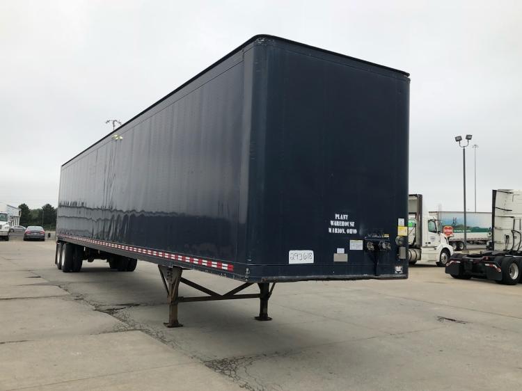 Dry Van Trailer-Semi Trailers-Great Dane-2004-Trailer-OBETZ-OH-31,657 miles-$8,250