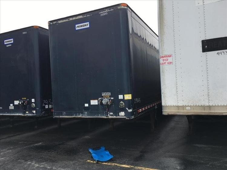 Dry Van Trailer-Semi Trailers-Great Dane-2004-Trailer-NORWALK-OH-107,067 miles-$9,000
