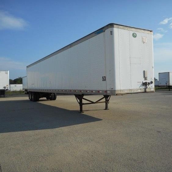 Dry Van Trailer-Semi Trailers-Great Dane-2003-Trailer-COLUMBUS-OH-296,236 miles-$5,750