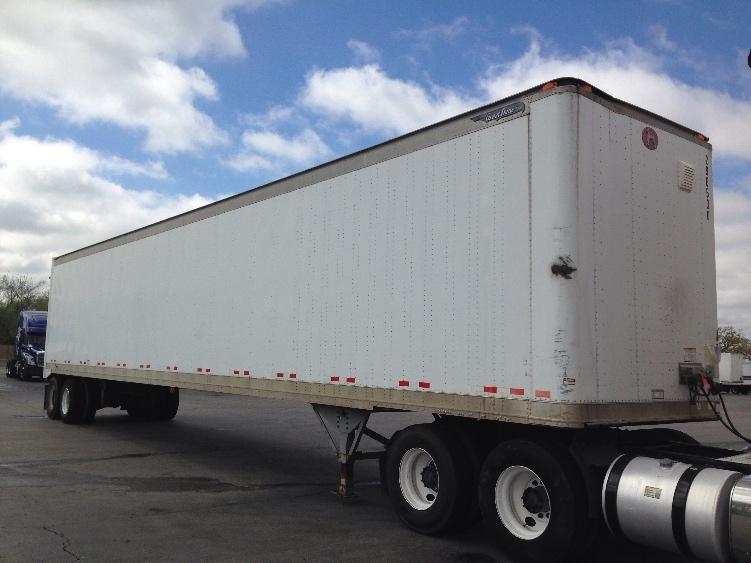 Dry Van Trailer-Semi Trailers-Great Dane-2004-Trailer-TULSA-OK-343,743 miles-$9,500