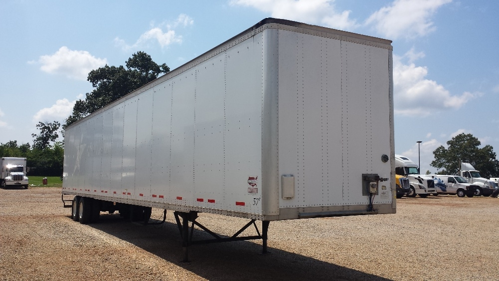 Dry Van Trailer-Semi Trailers-Wabash-2003-Trailer-TYLER-TX-486,286 miles-$9,500