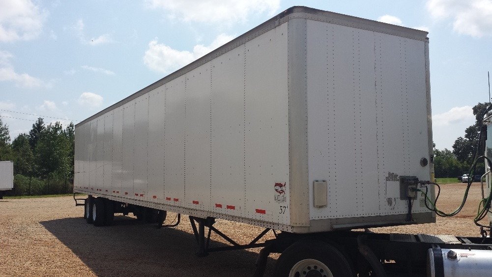 Dry Van Trailer-Semi Trailers-Wabash-2003-Trailer-TYLER-TX-297,378 miles-$10,500