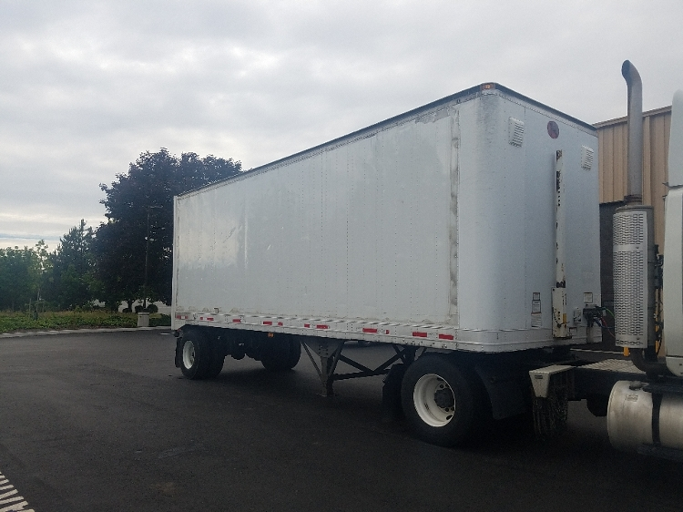Dry Van Trailer-Semi Trailers-Great Dane-2004-Trailer-KENT-WA-279,050 miles-$7,250