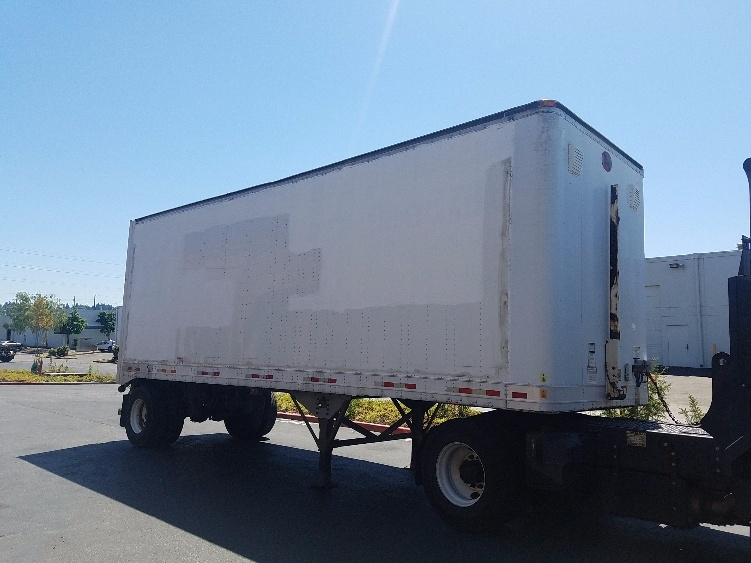 Dry Van Trailer-Semi Trailers-Great Dane-2004-Trailer-KENT-WA-236,128 miles-$7,250
