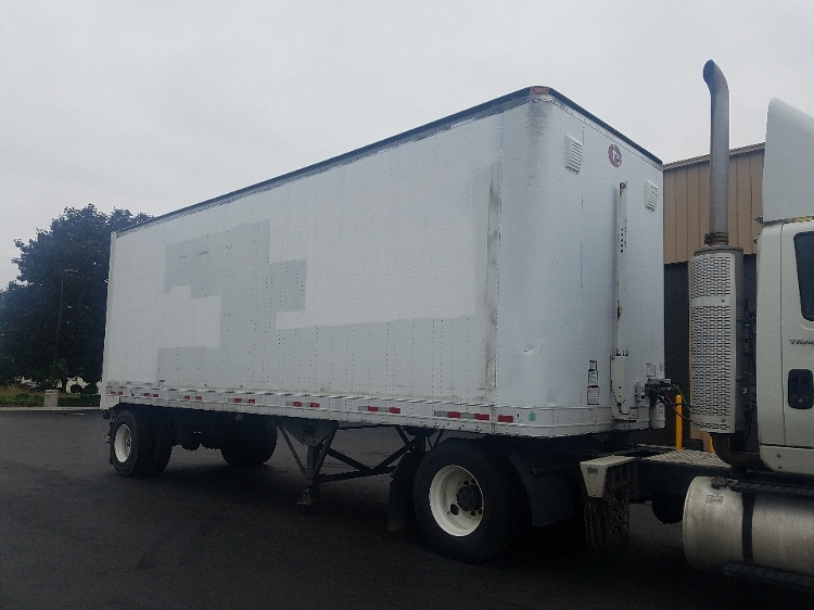 Dry Van Trailer-Semi Trailers-Great Dane-2004-Trailer-KENT-WA-453,191 miles-$7,250