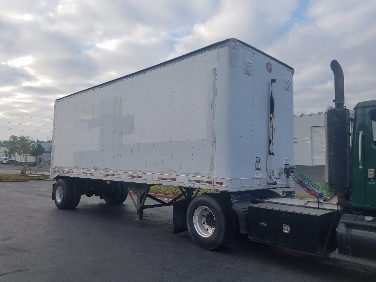 Dry Van Trailer-Semi Trailers-Great Dane-2004-Trailer-KENT-WA-474,979 miles-$7,250