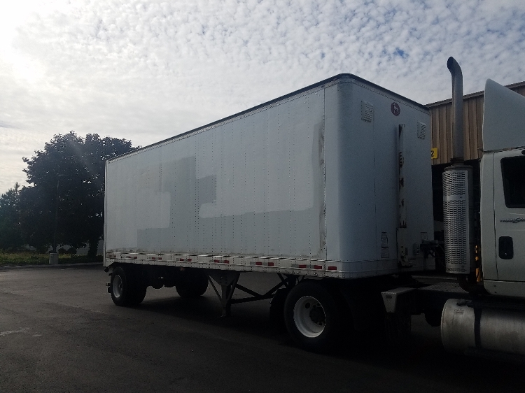 Dry Van Trailer-Semi Trailers-Great Dane-2004-Trailer-KENT-WA-428,380 miles-$7,250