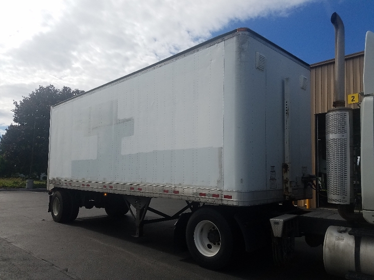 Dry Van Trailer-Semi Trailers-Great Dane-2004-Trailer-KENT-WA-182,044 miles-$7,250
