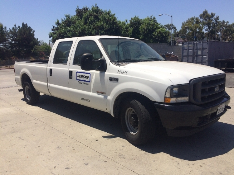 Pickup Truck-Light and Medium Duty Trucks-Ford-2003-F350-TORRANCE-CA-99,128 miles-$11,750
