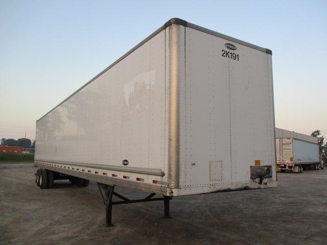 Dry Van Trailer-Semi Trailers-Strick-2007-Trailer-LA PORTE-IN-141,805 miles-$10,500