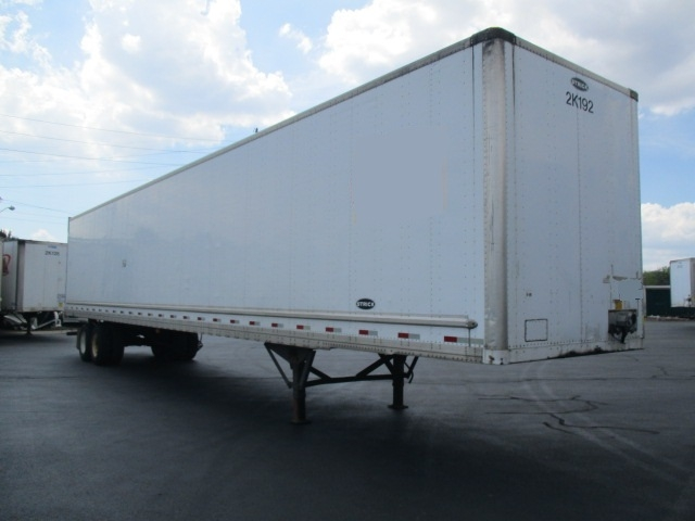 Dry Van Trailer-Semi Trailers-Strick-2007-Trailer-LA PORTE-IN-147,226 miles-$12,500