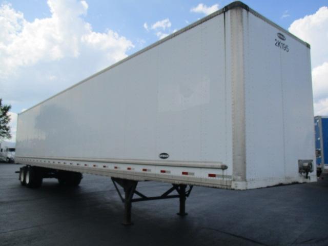 Dry Van Trailer-Semi Trailers-Strick-2007-Trailer-FORT WAYNE-IN-127,449 miles-$12,500