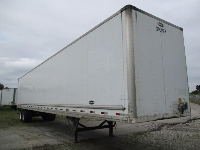 Dry Van Trailer-Semi Trailers-Strick-2007-Trailer-LA PORTE-IN-132,935 miles-$11,000