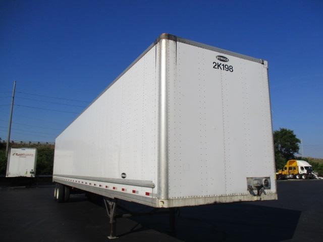 Dry Van Trailer-Semi Trailers-Strick-2007-Trailer-FORT WAYNE-IN-129,208 miles-$12,500