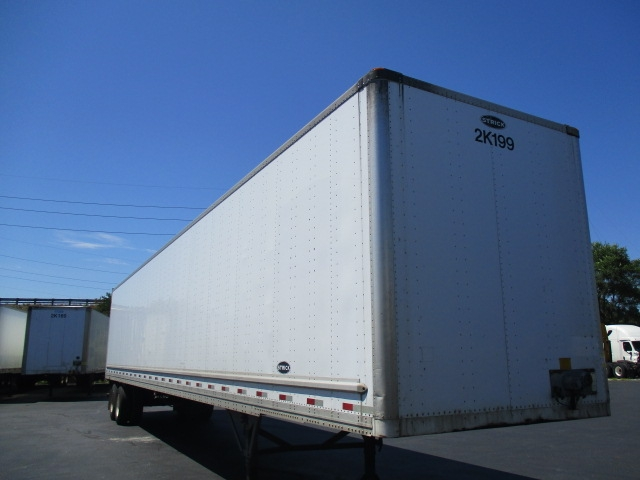 Dry Van Trailer-Semi Trailers-Strick-2007-Trailer-FORT WAYNE-IN-589,770 miles-$10,500