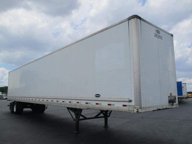 Dry Van Trailer-Semi Trailers-Strick-2007-Trailer-FORT WAYNE-IN-104,886 miles-$12,500