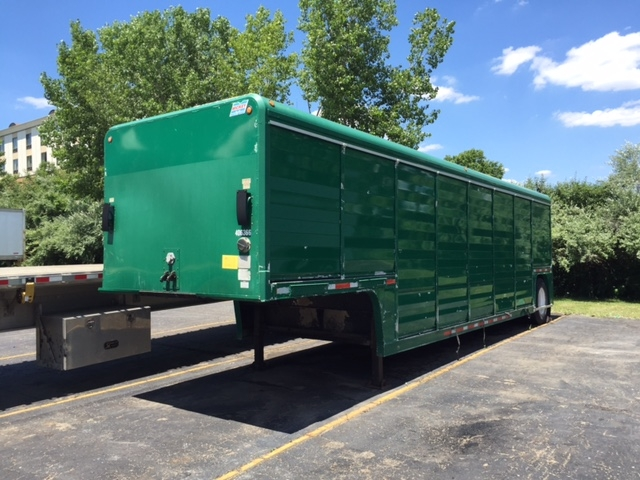Beverage Trailer-Semi Trailers-Mickey-2003-Trailer-AKRON-OH-361,017 miles-$9,750