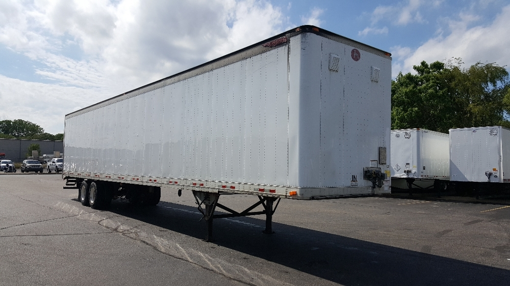 Dry Van Trailer-Semi Trailers-Great Dane-2004-Trailer-ELKHART-IN-349,000 miles-$10,500