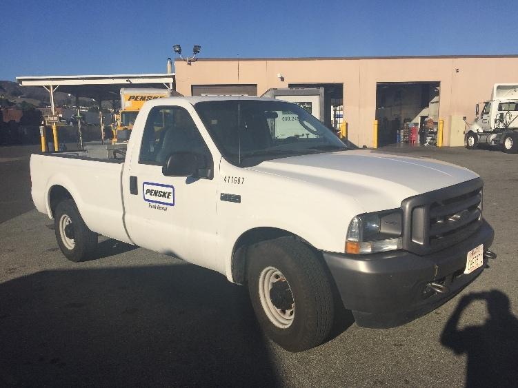 Pickup Truck-Light and Medium Duty Trucks-Ford-2003-F250-SOUTH SAN FRANCISCO-CA-123,877 miles-$5,250