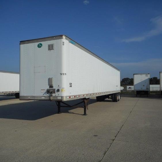 Dry Van Trailer-Semi Trailers-Great Dane-2004-Trailer-EAST LIBERTY-OH-365,519 miles-$6,250