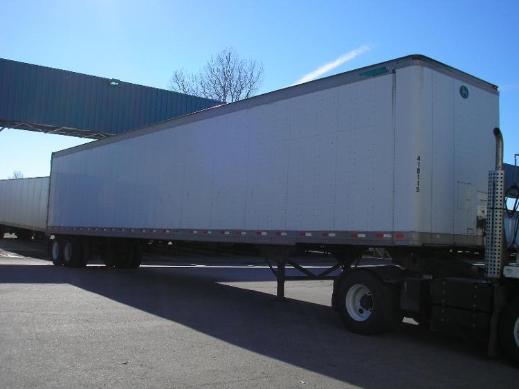 Dry Van Trailer-Semi Trailers-Great Dane-2004-Trailer-EAST LIBERTY-OH-271,501 miles-$11,000
