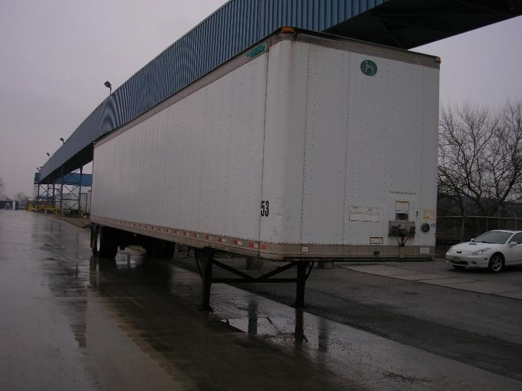 Dry Van Trailer-Semi Trailers-Great Dane-2004-Trailer-EAST LIBERTY-OH-324,498 miles-$11,000