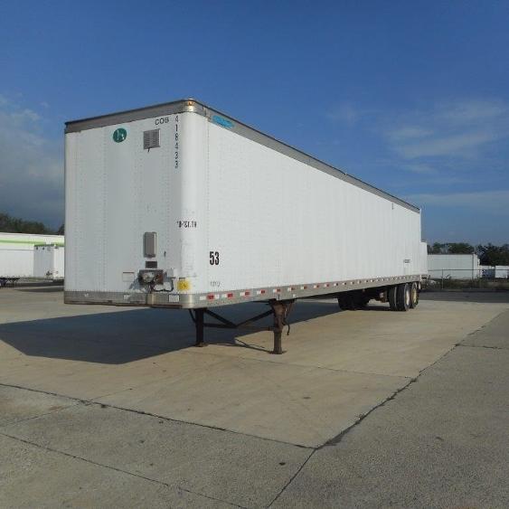 Dry Van Trailer-Semi Trailers-Great Dane-2004-Trailer-EAST LIBERTY-OH-429,333 miles-$6,250