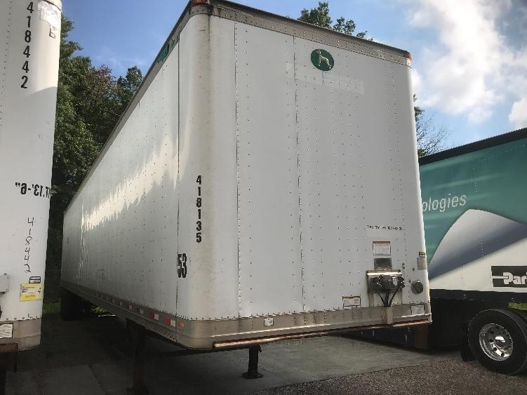 Dry Van Trailer-Semi Trailers-Great Dane-2004-Trailer-SHEBOYGAN-WI-375,782 miles-$6,000