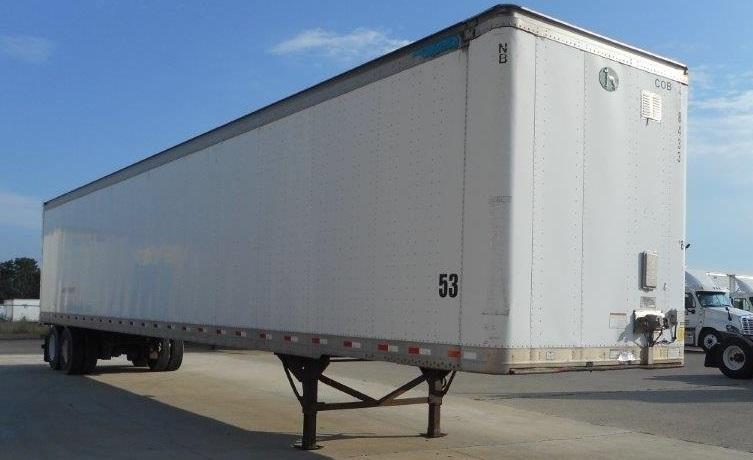 Dry Van Trailer-Semi Trailers-Great Dane-2004-Trailer-OBETZ-OH-180,123 miles-$6,250