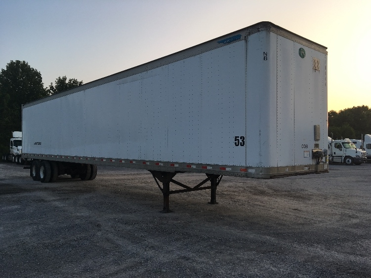 Dry Van Trailer-Semi Trailers-Great Dane-2004-Trailer-LA VERGNE-TN-275,771 miles-$4,000