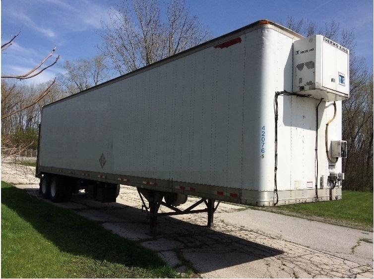 Dry Van Trailer-Semi Trailers-Great Dane-2004-Trailer-TOLEDO-OH-503,587 miles-$9,000