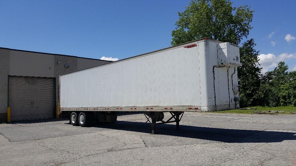 Dry Van Trailer-Semi Trailers-Great Dane-2004-Trailer-TOLEDO-OH-623,955 miles-$6,000