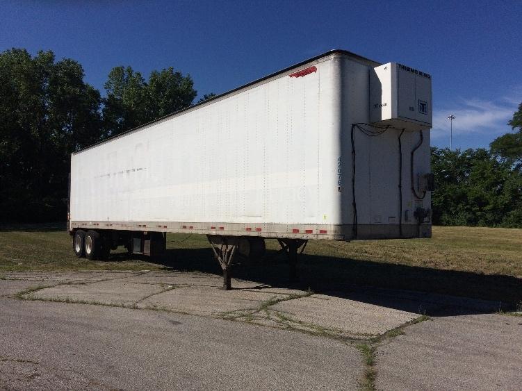 Dry Van Trailer-Semi Trailers-Great Dane-2004-Trailer-TOLEDO-OH-683,700 miles-$9,000
