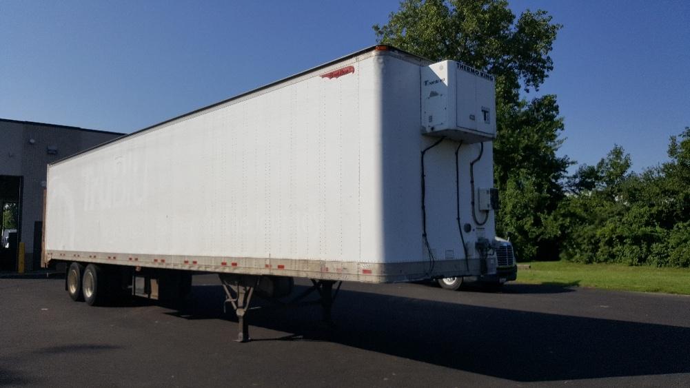 Dry Van Trailer-Semi Trailers-Great Dane-2004-Trailer-TOLEDO-OH-484,334 miles-$9,500
