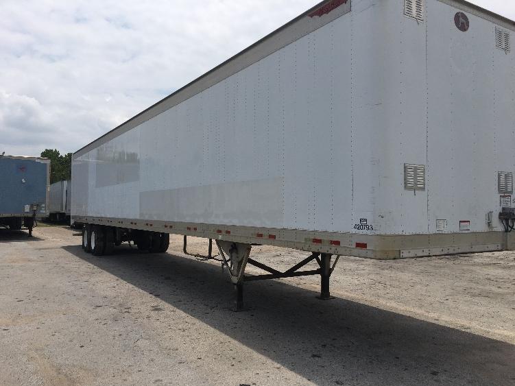 Dry Van Trailer-Semi Trailers-Great Dane-2004-Trailer-CARROLLTON-TX-576,150 miles-$11,500