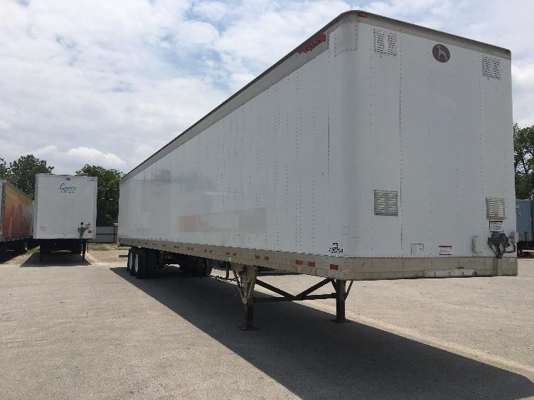 Dry Van Trailer-Semi Trailers-Great Dane-2004-Trailer-CARROLLTON-TX-242,758 miles-$11,500