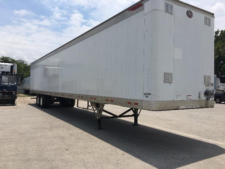 Dry Van Trailer-Semi Trailers-Great Dane-2004-Trailer-CARROLLTON-TX-557,391 miles-$11,500