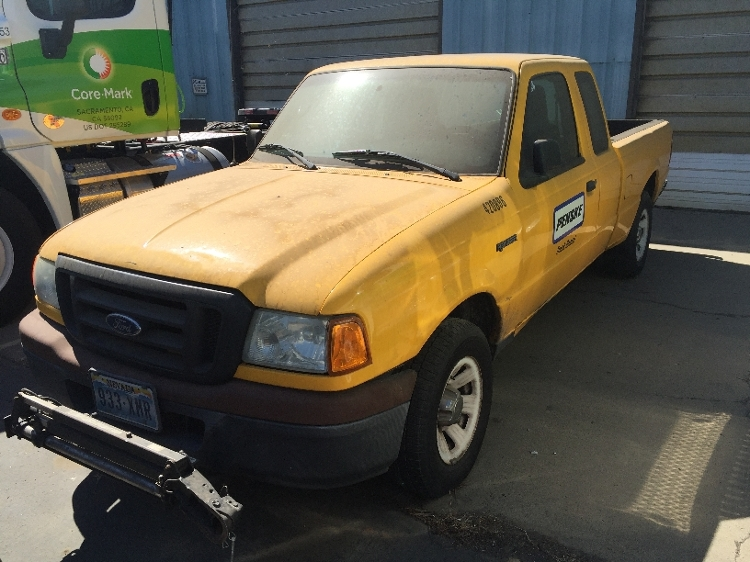 Pickup Truck-Light and Medium Duty Trucks-Ford-2004-RANGER-SACRAMENTO-CA-245,500 miles-$7,000