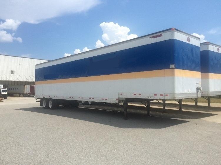 Dry Van Trailer-Semi Trailers-Great Dane-2005-Trailer-DUBLIN-GA-418,615 miles-$7,000