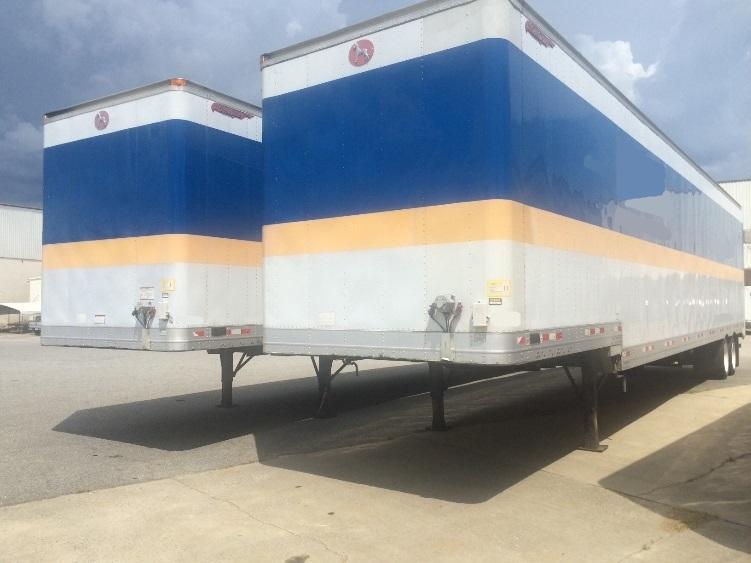 Dry Van Trailer-Semi Trailers-Great Dane-2005-Trailer-DUBLIN-GA-427,543 miles-$10,750