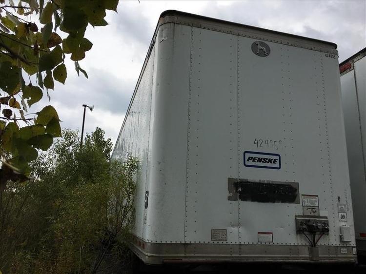 Dry Van Trailer-Semi Trailers-Great Dane-2005-Trailer-MIDDLEFIELD-OH-142,728 miles-$8,750