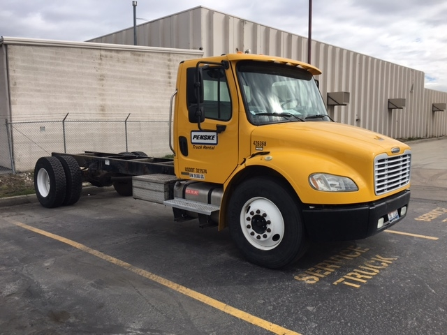 Cab and Chassis Truck-Heavy Duty Tractors-Freightliner-2005-M2-WEST VALLEY CITY-UT-168,765 miles-$17,250