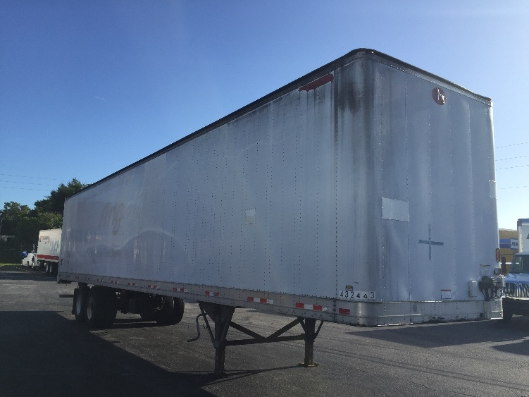 Dry Van Trailer-Semi Trailers-Great Dane-2005-Trailer-ORLANDO-FL-569,159 miles-$10,500