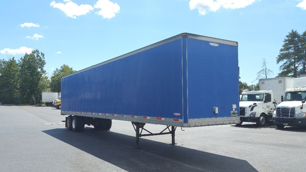 Dry Van Trailer-Semi Trailers-Trailmobile-2005-Trailer-HOUSTON-TX-130,123 miles-$11,000