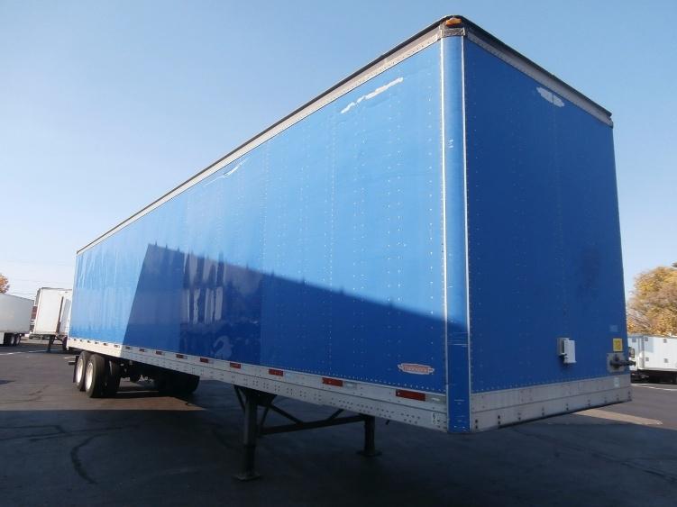 Dry Van Trailer-Semi Trailers-Trailmobile-2005-Trailer-ALBANY-NY-130,403 miles-$8,000