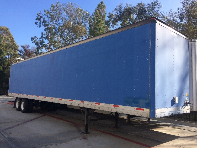Dry Van Trailer-Semi Trailers-Trailmobile-2005-Trailer-TORRANCE-CA-351,644 miles-$11,250