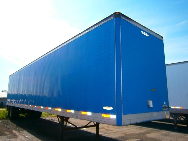 Dry Van Trailer-Semi Trailers-Trailmobile-2005-Trailer-ROMEOVILLE-IL-190,294 miles-$10,500