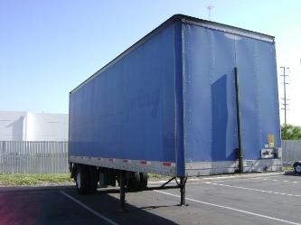 Dry Van Trailer-Semi Trailers-Trailmobile-2005-Trailer-ANAHEIM-CA-201,496 miles-$9,000