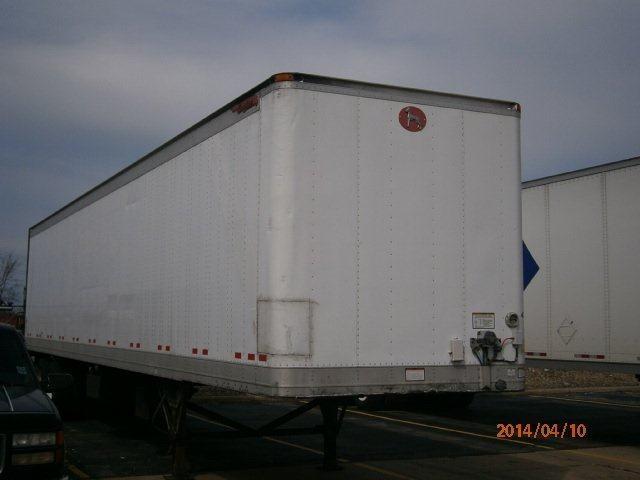 Dry Van Trailer-Semi Trailers-Great Dane-2005-Trailer-MIDDLEFIELD-OH-711,789 miles-$6,000